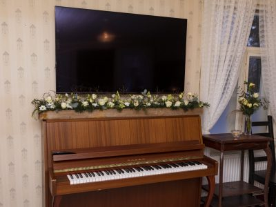 Piano ja tv